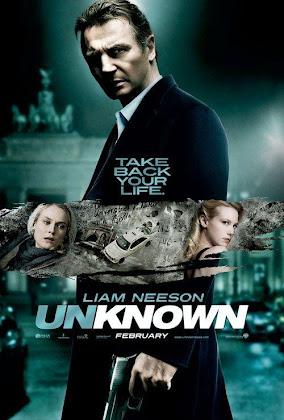 Sin identidad Unknown 2011 DVDR Menu Full