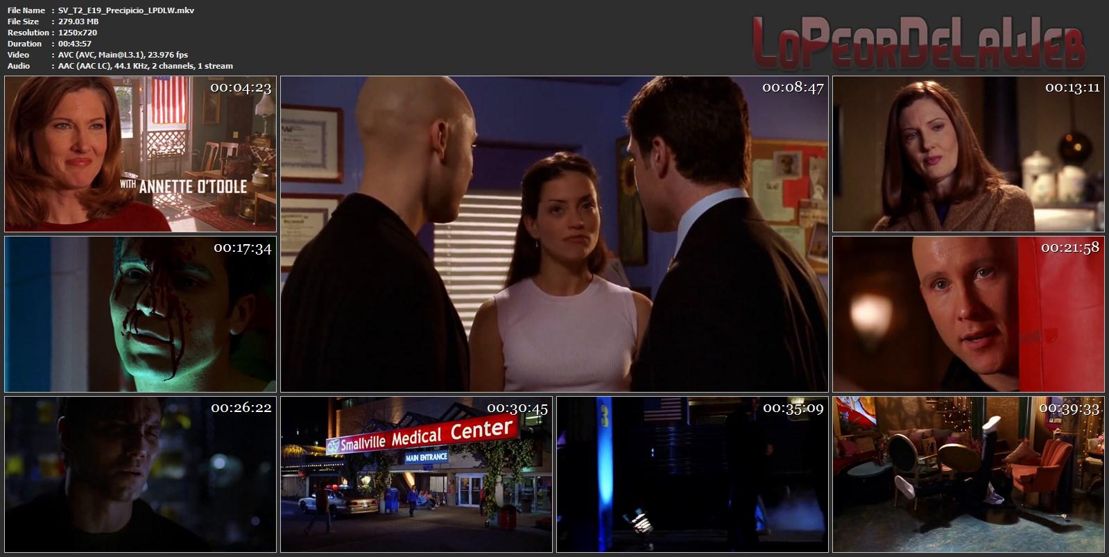 smallville temporada 5 capitulo 12 latino dating
