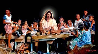 Resultado de imagem para jesus vivo entre pobres