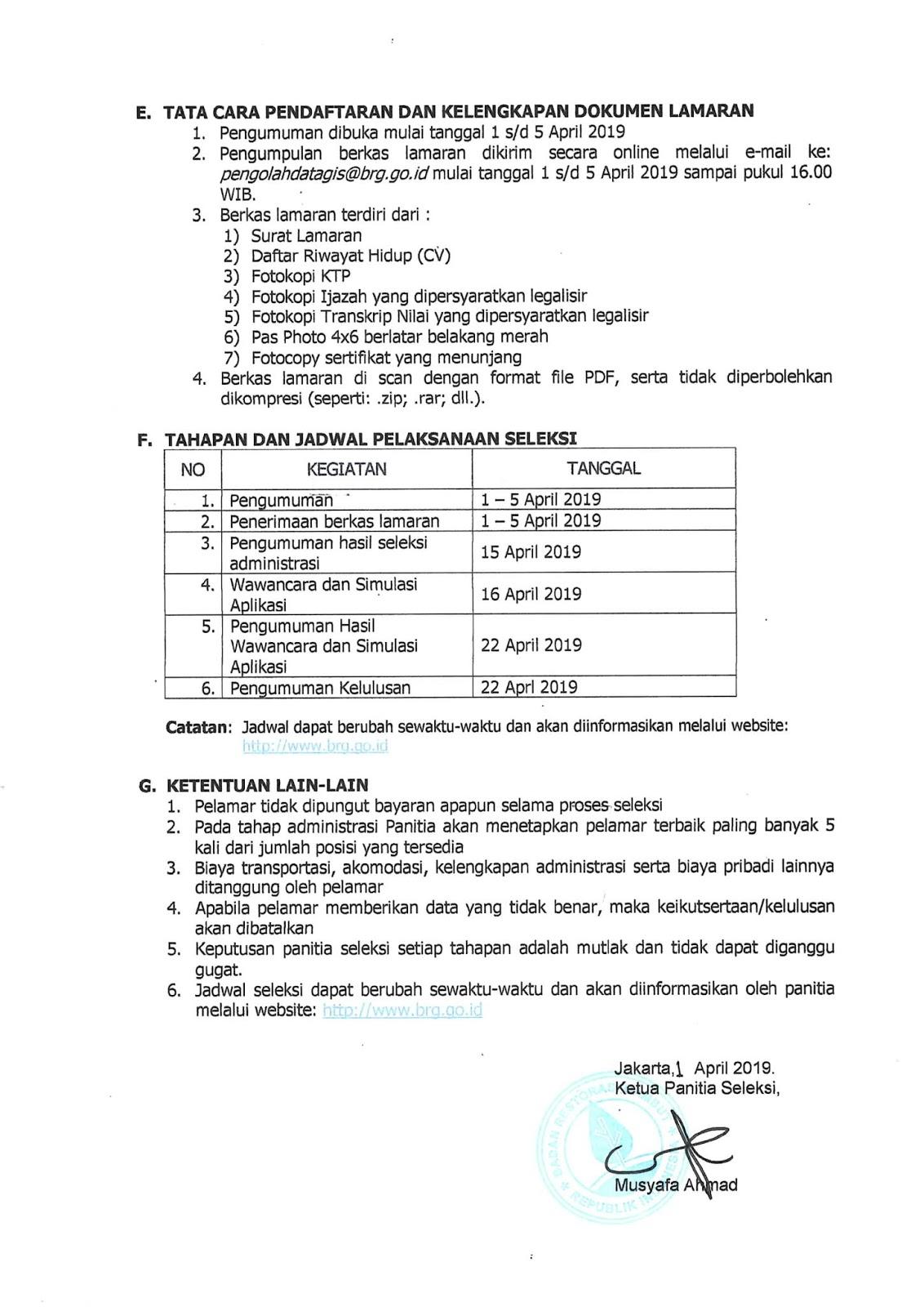 Badan Restorasi Gambut Republik Indonesia