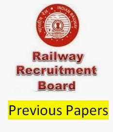 RRB/ RRC Previous papers