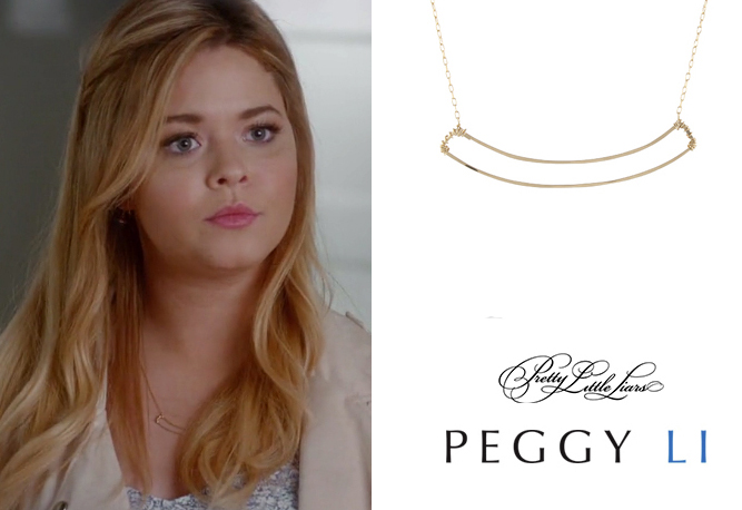 Alison DiLaurentis Necklace