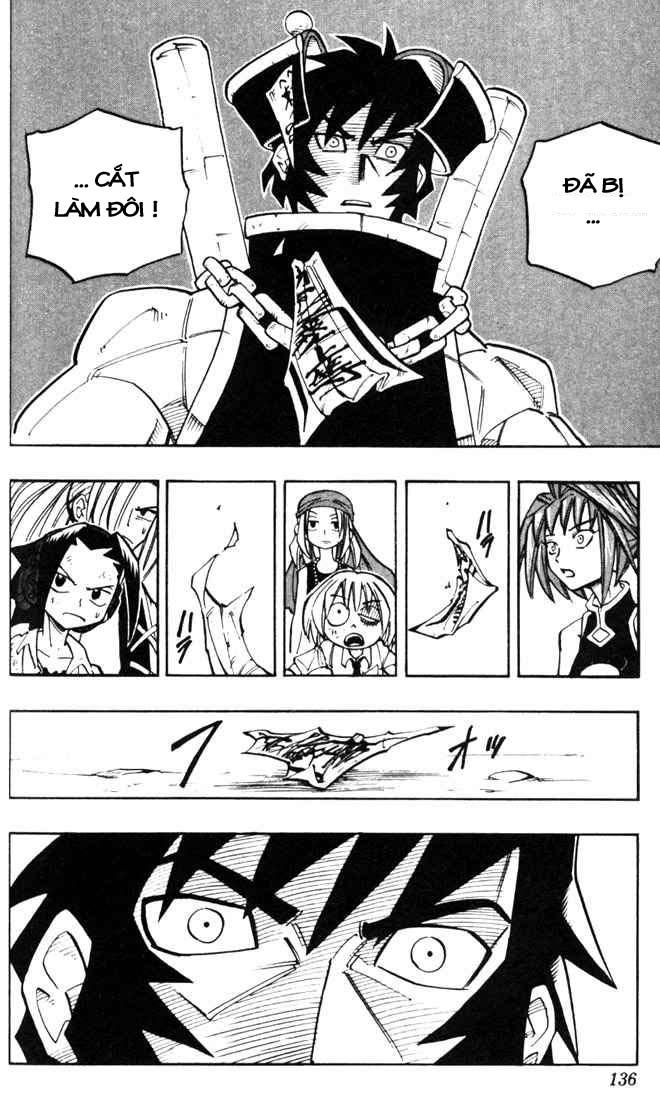Shaman King [Vua pháp thuật] chap 15 trang 7