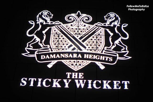 THE STICKY WICKET Cricketer's Pub At Damansara Heights Kuala Lumpur
