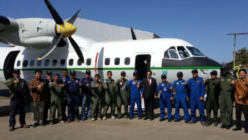 PT DI ekspor pesawat CN 235 ke luar negeri