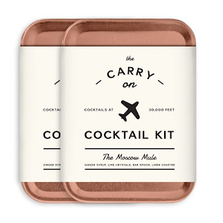 W&P MAS-CARRY-MM-2 Carry on Cocktail Kit, Moscow Mule, Travel Kit for Drinks on the Go