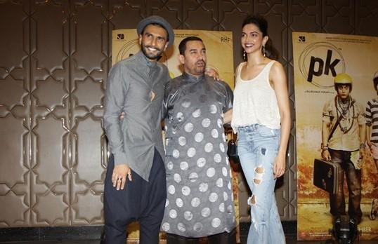 Deepika refuses to play Draupadi in Aamir Khan's Mahabharata?
