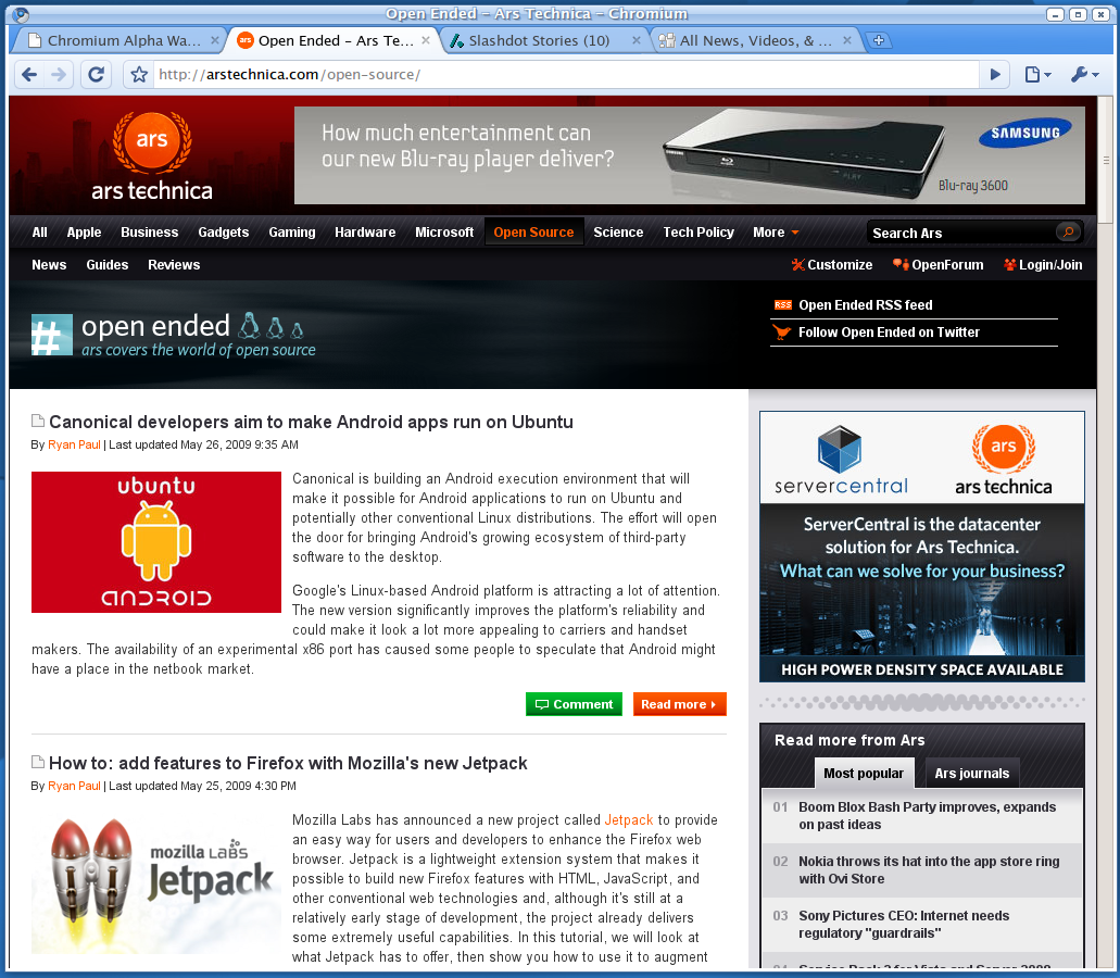 chromium browser free download