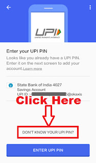 how to add bank account in tez upi payment app