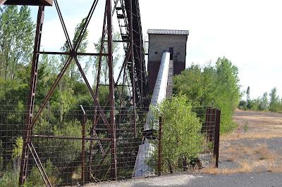 Cintas transportadoras de carbón