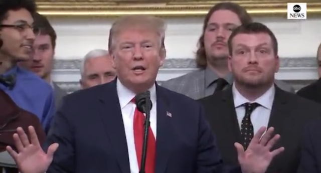 "President Trump Blasts House Dems For Launching Abusive Probe With Document Requests Targeting 81 People, ""It's a Political Hoax!"" (VIDEO)"