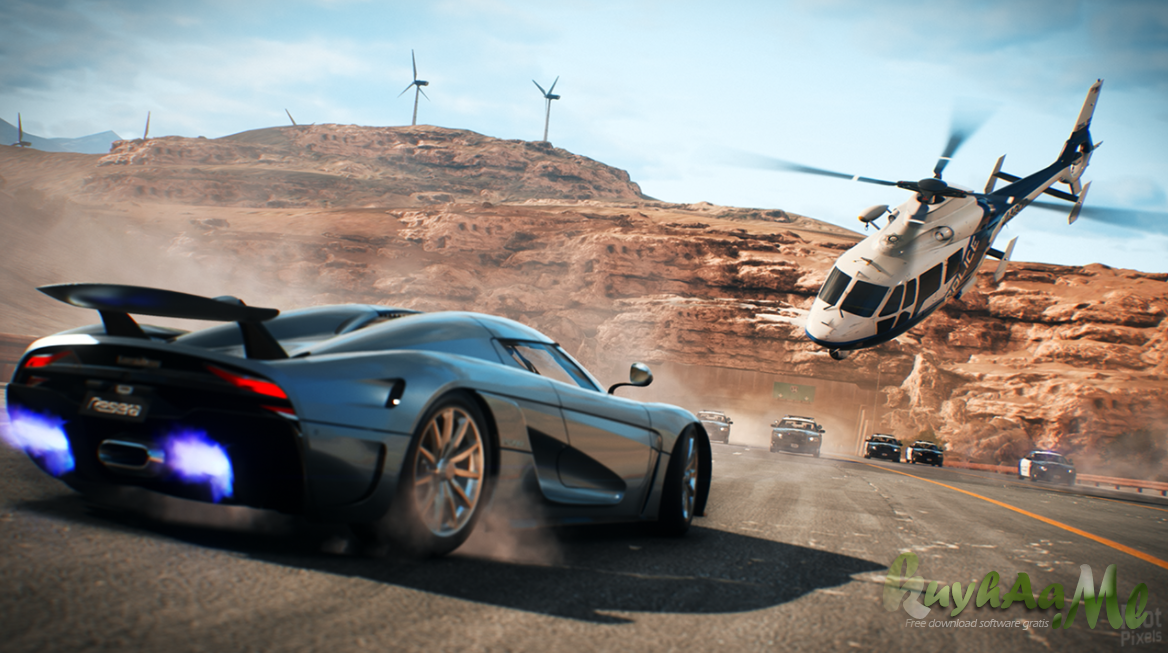 Need for Speed: Payback – Deluxe Edition full version