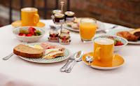 o café da manhã ideal
