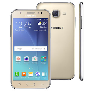Samsung Galaxy J5 Dourado