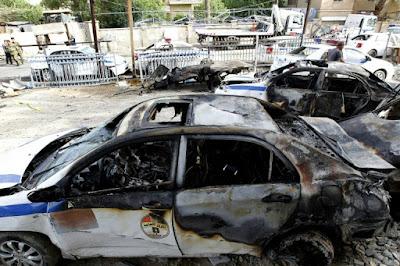 Voiture piégée à Bagdad: 4 morts dans - ECLAIRAGE - REFLEXION a9