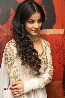 Telugu Actress Mahima Makwana Stills in White Desginer Dress at Venkatapuram Movie Logo Launch  0083.JPG