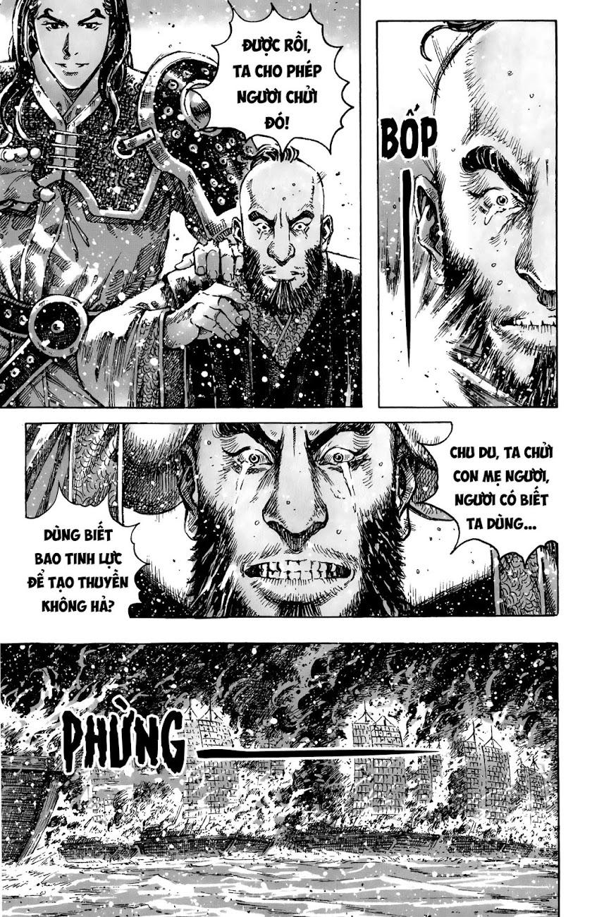 Hỏa phụng liêu nguyên Chương 422: Đệ nhị luân hỏa [Remake] trang 16