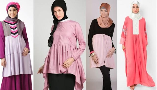 Berbagai Pilihan Baju Hamil Modis Yang Pas