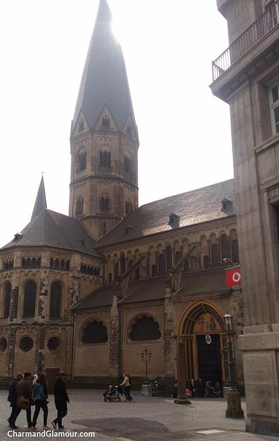 Churches in Germany: Bonner Münster