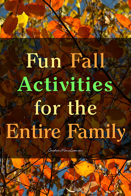 Southern Mom Loves: Fun Fall Activities for the Entire Family