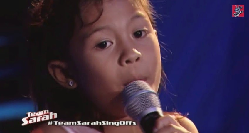 Lyca Gairanod The Voice Kids Philippines