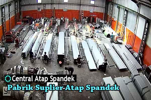 HARGA ATAP SPANDEK JAKARTA TIMUR