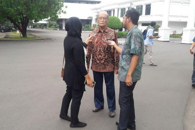 """Presiden Jokowi Bilang, """"Saya Enggak Butuh Popularitas"""""""