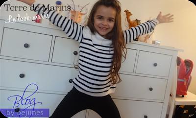Mode Enfants - Terre de Marins : Le look Marin