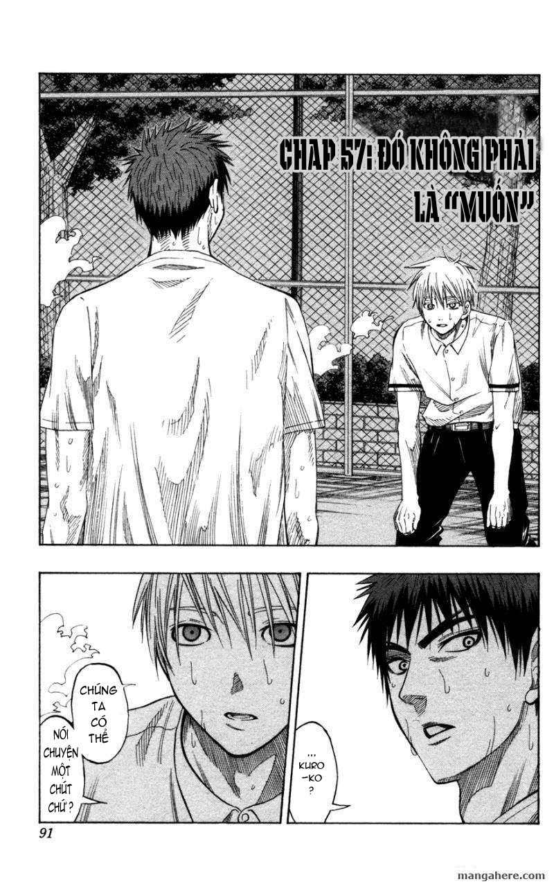 Kuroko No Basket chap 057 trang 6
