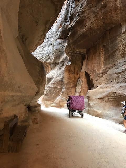 O que tem em Petra