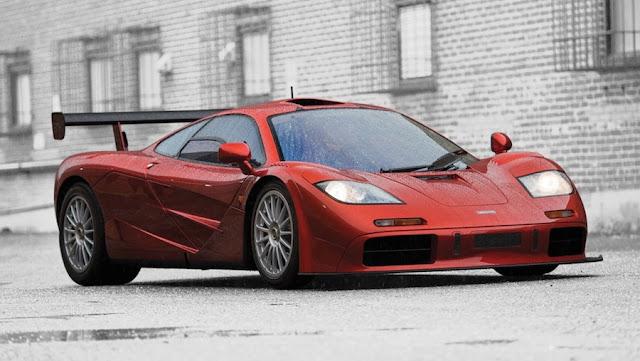 スーパーカーがオークションで驚異的な価格で落札! マクラーレンF1 LM