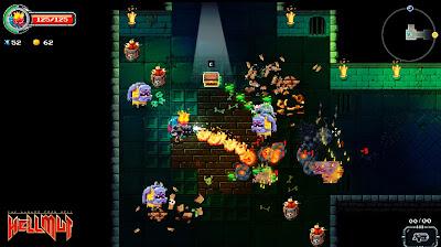 Hellmut The Badass From Hell Game Screenshot 1