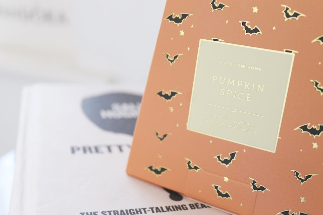 Girly autumn blog haul
