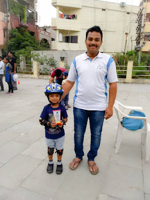 skating classes at kbr park in Hyderabad roller skates toddler