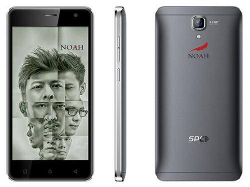 SPC Noah S12, Ponsel OS Marshmallow Dengan Konten Eksklusif Noah