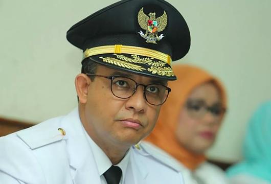 Para Eks Wali Kota Jakarta Berencana Gugat Anies ke PTUN
