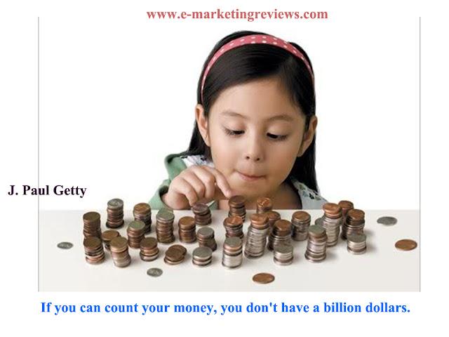 important saving money quotes