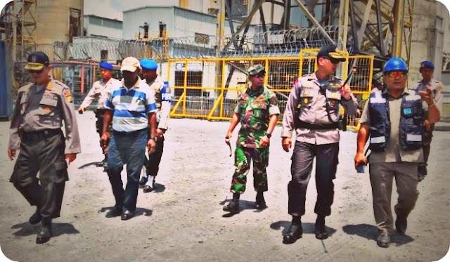 Polres Mimika Antisipasi Kondisi Keamanan Jelang PHK Karyawan PTFI