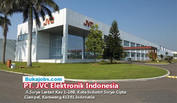 Lowongan Kerja SMA/SMK di PT JVC Electronics Indonesia