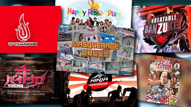 Acara Game Show Jadul Jepang