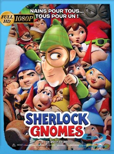 Sherlock Gnomes (2018)HD [1080p] Latino [GoogleDrive] SilvestreHD