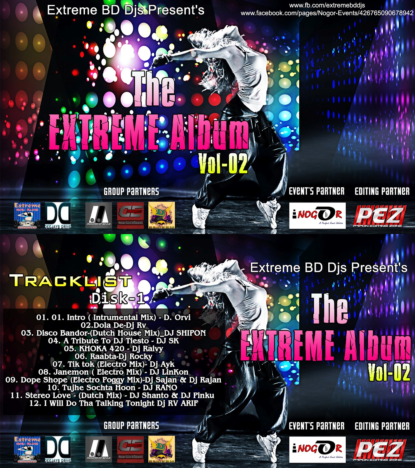 Chahunga Mai Tujhe Satyajit Mp3: EXTREME BD DJs: The EXTREME Album Vol