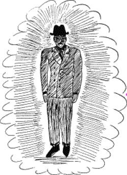 Twilight Language: Synchromystic Men In Black