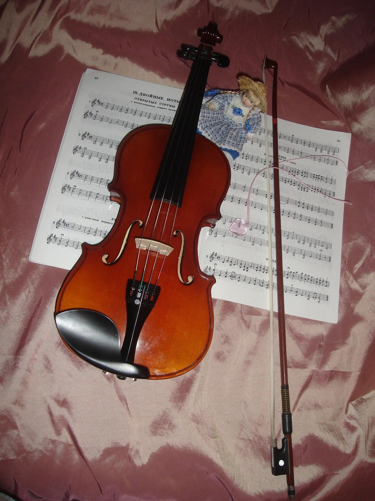Amazing Violin Wallpaper - ENTERTAINMENT