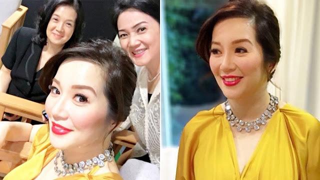 Kris Aquino Finally Speaks About Wearing Imelda Marcos' Necklace!