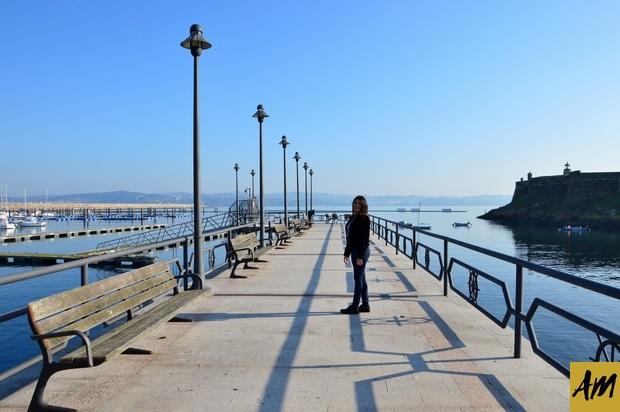 La Coruña, Puerto Deportivo As Animas