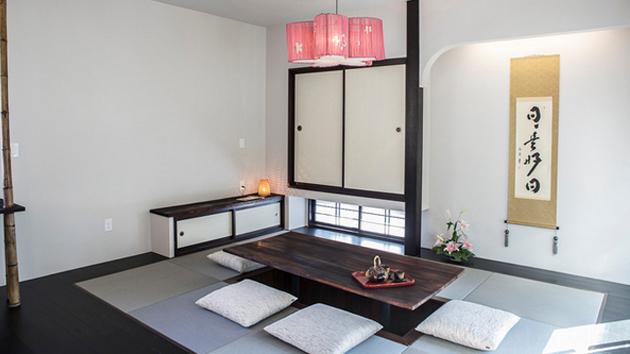 Ruang Keluarga Ala Jepang