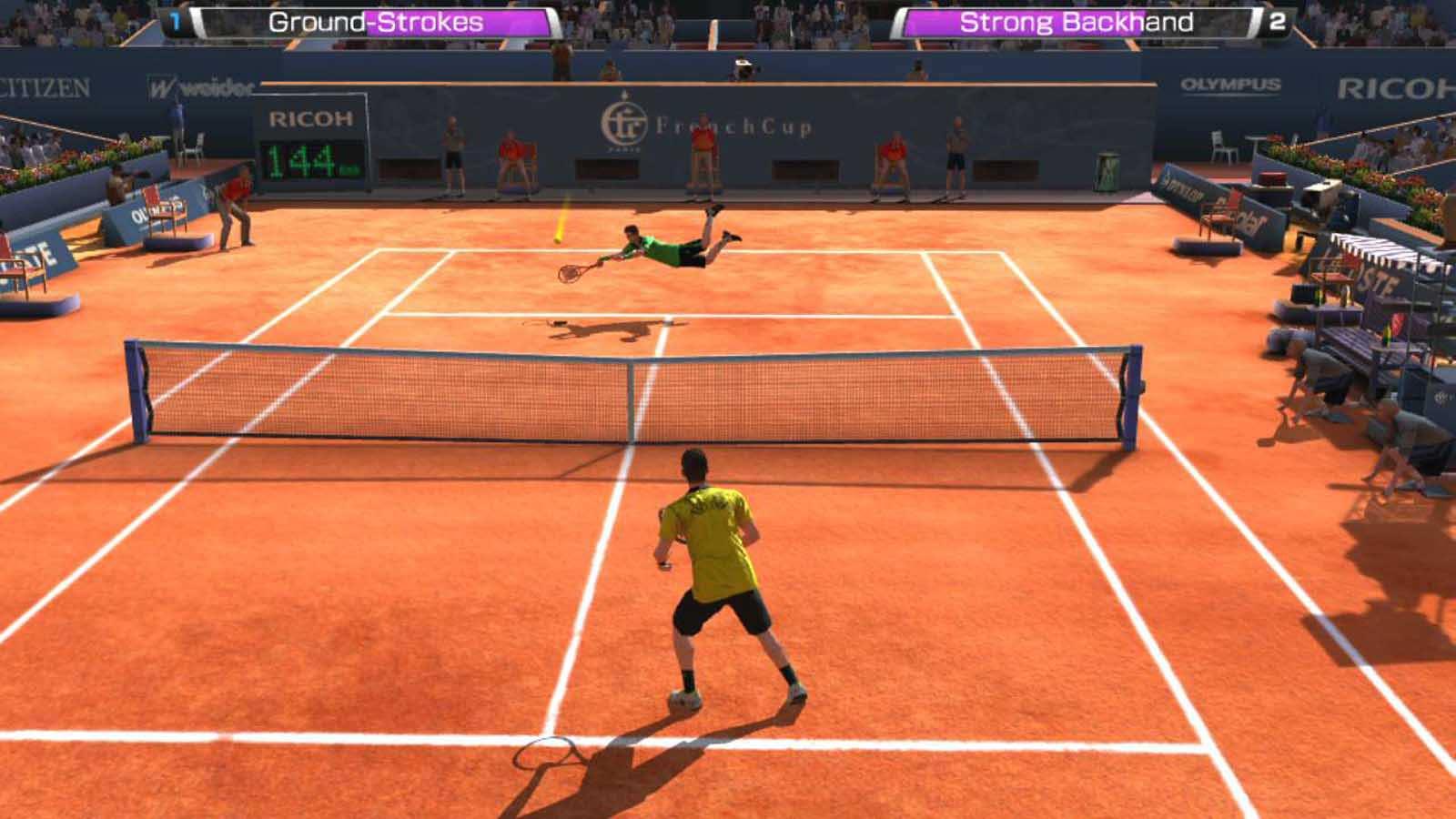 تحميل لعبة التنس الرائعه virtua