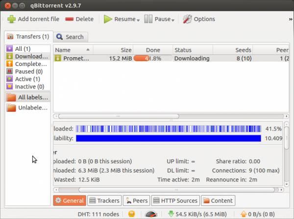 Best Torrent Downloader's for Ubuntu/Linux Mint – 7chip