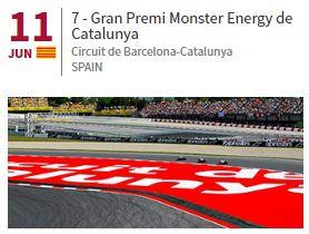 Jadwal MotoGP Catalunya Spanyol 2017
